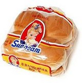 Sunbeam Hamburger Buns -8 ct