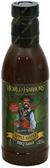 World Harbor's BBQ Sauce - New England Apple Maple -19oz