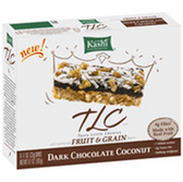 Kashi TLC Dark Chocolate Coconut Fruit & Grain Bars-6 pk