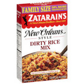 Zatarain's New Orleans Style Dirty Rice Mix -12 oz