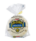 Store Brand Flour Tortilla - 20 ct