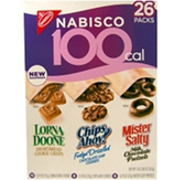 Nabisco 100 Calorie Variety Pack