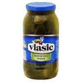 Vlasic Kosher Dill Wholes -32 oz