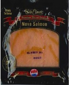 Atlantic Nova Smoked Salmon -6oz