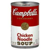 Campbell's Chicken Noodle Condensed Soup - 10.75 oz