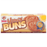 Little Debbie Honey Buns -6 ct