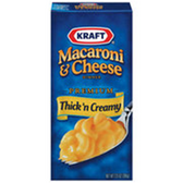 Kraft Macaroni & Cheese Thick 'n Creamy -5.5 oz