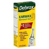 Debrox Ear Drops - .5 Fl. Oz