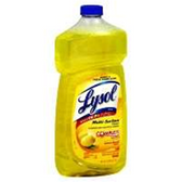 Lysol All Purpose Lemon Cleaner -40 fl. Oz