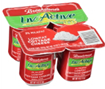 Breakstone's LiveActive Lowfat 2% Milkfat Cottage Cheese, 4 CT