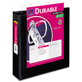 "Avery 1"" Dureable View Binder"
