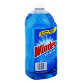 Windex Glass Cleaner Refill -67.6 Fl. oz