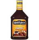 KC Masterpiece Honey BBQ Sauce -16 oz