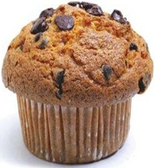 Chocolate Chip Jumbo Muffins -3ct