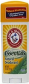 Arm & Hammer Essentials Deodorant - Fresh -1 stick