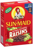 Sunmaid Raisins -12oz