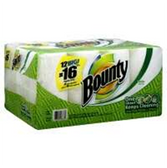Bounty White Pallet - 8 Big Roll  = 12 Roll