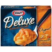 Kraft Mac & Cheese Original (4 pk)