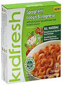 KidFresh - Spaghetti Loops & Meat Sauce -1 meal
