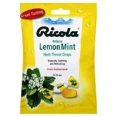 Ricola Honey Lemon Echinacea Drops - 24 Count