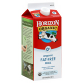Horizon Organic Skim Milk - 0.5 Gal