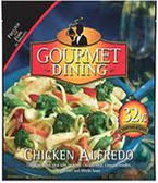 Gourmet Dining - Fish Alfredo -28oz