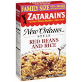 Zatarain's New Orleans Style Red Beans and Rice -8 oz