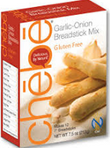 Chēbē Gluten Free Garlic Onion Bread Mix -7.5oz
