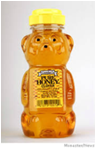 Squeezbear Honey -12oz