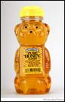 Squeezbear Honey -12oz
