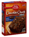 Betty Crocker Original Supreme Brownie Mix With Hershey's, 18.4o