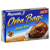 Reynolds Bags Oven Turkey Size - 2 Count