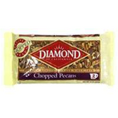 Diamond Chopped Pecans - 1 lb
