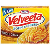 Kraft Velveeta Whole Grain Rotini and Cheese -5.5 oz