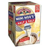 Land O'Lakes - Mini Moo's Real Half & Half Creamer Tubs - 192 Ct