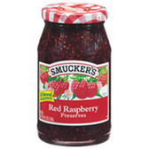 Smuckers Jelly Red Raspberry Preserve - 18 oz