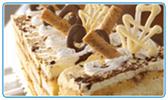 Tiramisu Bar Cake
