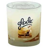 Glade French Vanilla Candle