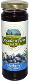 Cascadian Farms Organic Fruit Spread - Blueberry -10oz