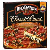 Red Baron Frozen Pizza Deluxe Deluxe -23.6 oz