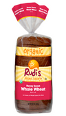 Rudi's Organic Bakery - Honey Sweet Whole Wheat -22oz