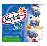 Yoplait Light Yogurt Variety - 18 pk