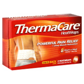 Thermacare Large Extra Large Back Heat Wrap - 2 Count