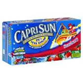 Capri Sun Strawberry Punch - 10 pk