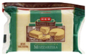 Store Brand Mozzarella Block Cheese -16oz
