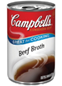 Campbell's Condensed Beef Broth Soup, 10.5 OZ