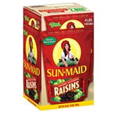 Sun-Maid Natural California Raisins - 2 - 32 oz