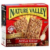 Nature Valley Crunchy Apple Crisp Granola Bar -6 pk