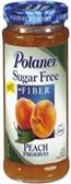 Polaner Sugar Free Preserves - Peach -13.5oz