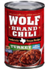 Wolf Turkey Chili No Beans, 15 OZ